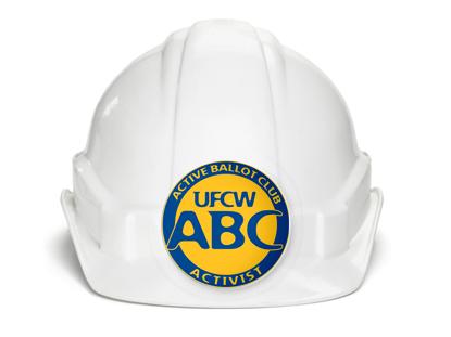 ABC Hard Hat Decal